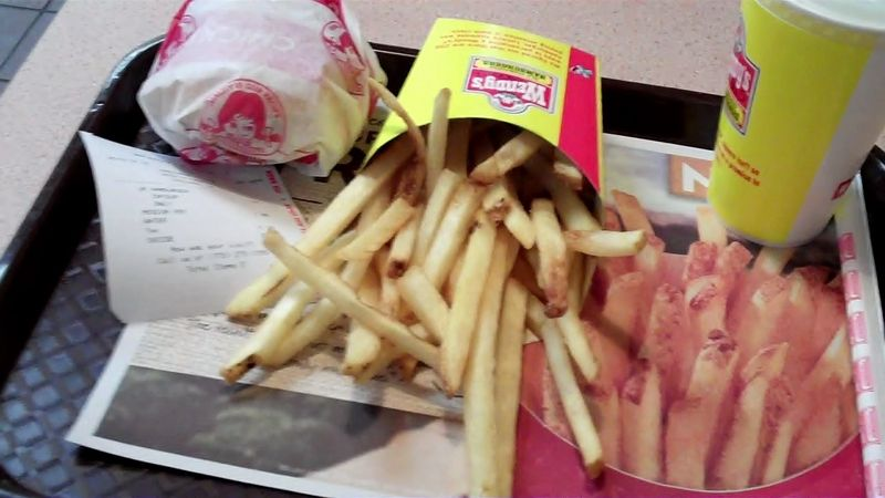 Wendys fries