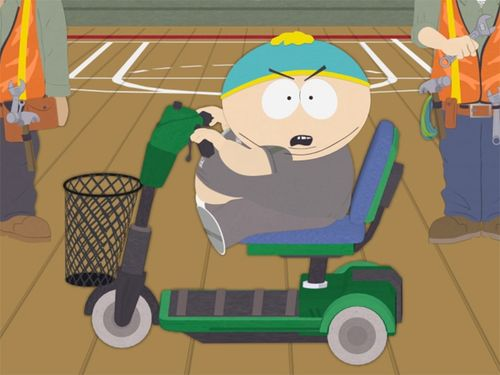 Cartman_scooter