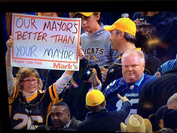 Hamilton toronto mayor