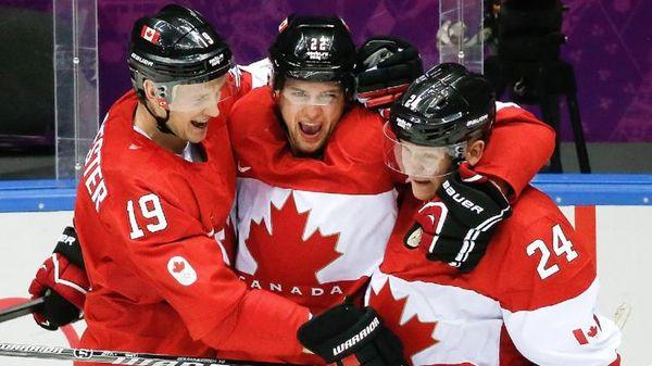 Canada shutout
