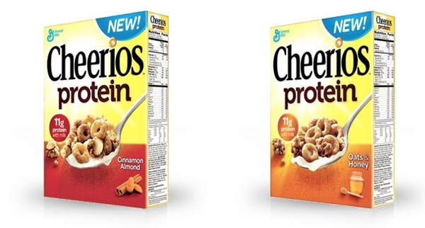 Cheerios topper
