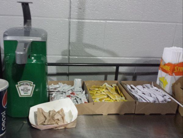 Ottawa condiments