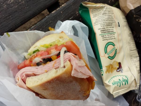 La bottega sandwich
