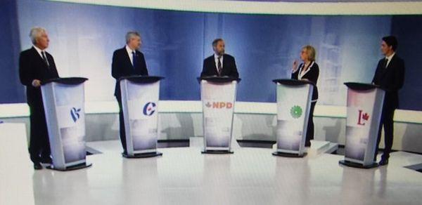 French debate 1