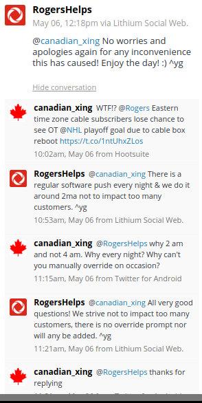 Screenshot rogers