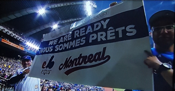 Expos banner