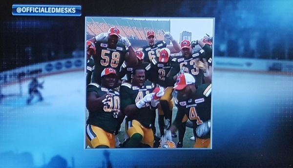 Esks oilers tribute