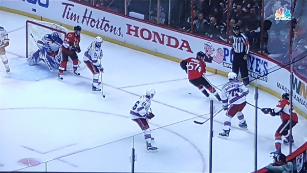 Karlsson winning shot