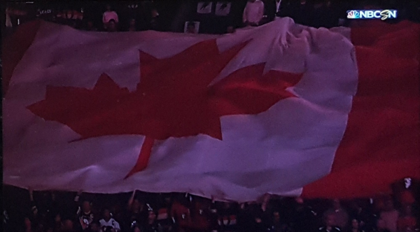 Ottawa game 3 anthem