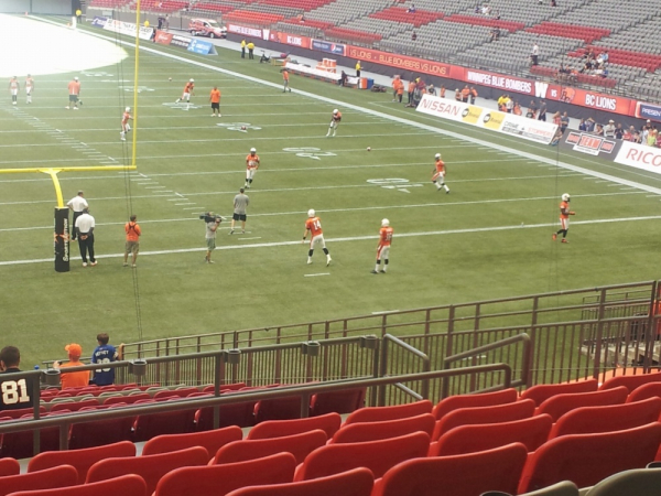 Cfl vancouver