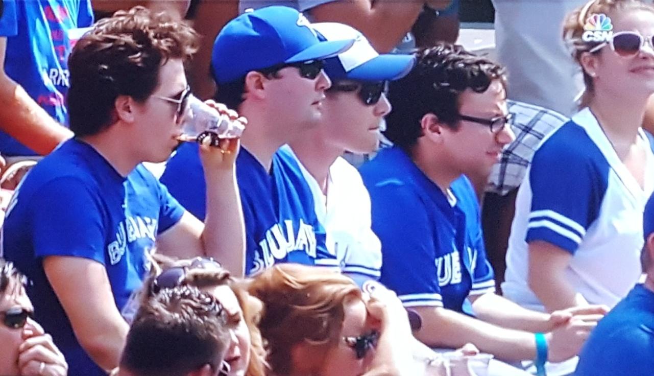Canadian Crossing: MLB