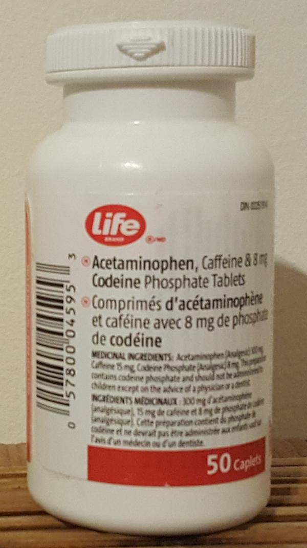 Life bottle