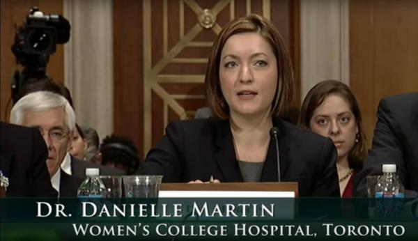 Danielle martin congress