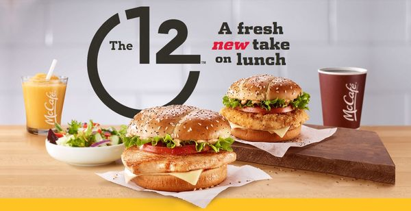 Mcds the 12