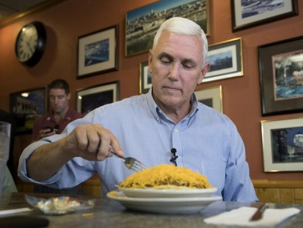 Pence cincinnati chili