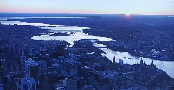 Ottawa sunset 2017