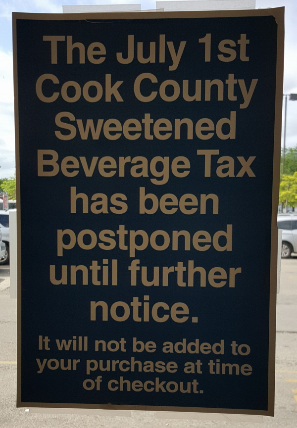 Cook county soda tax 2