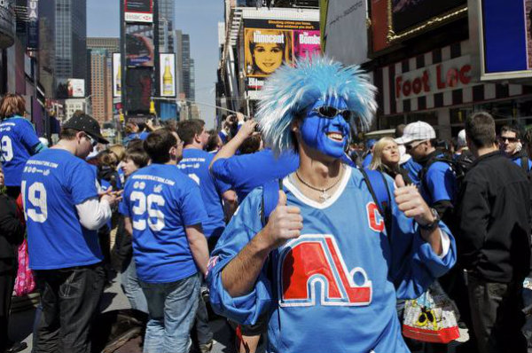 Nordiques new york