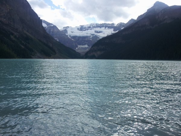 Lake louise intro