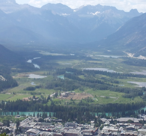 Banff overview