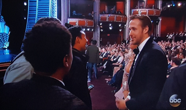 Gosling crowd