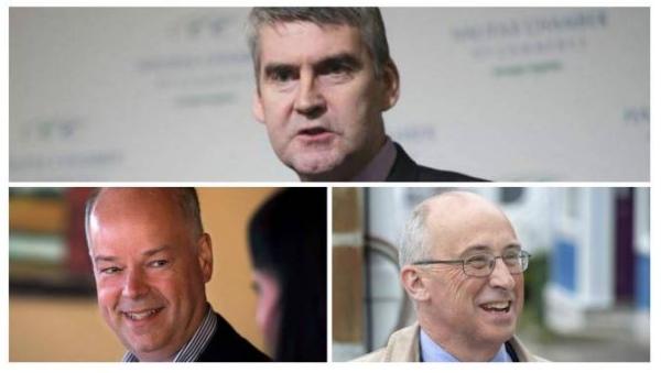Nova scotia leaders