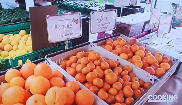 California citrus
