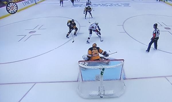 Ottawa game 1 winning shot