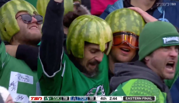 Watermelon heads