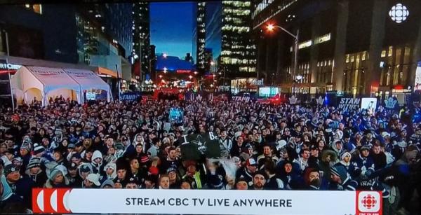 Cbc promo Game 4 Toronto