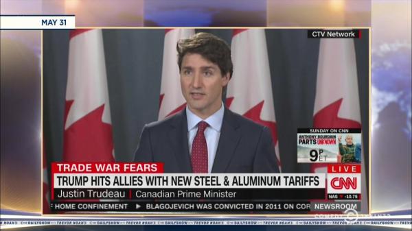 Trudeau tariffs