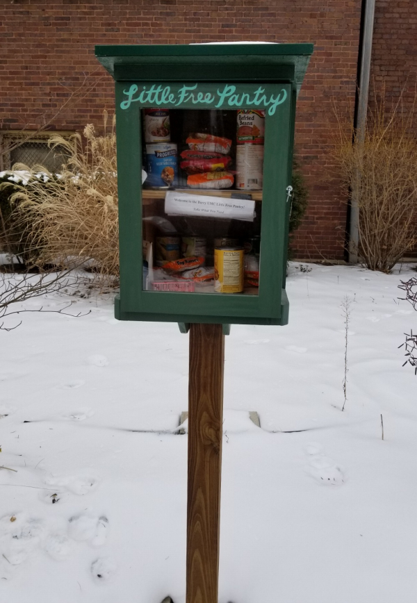 Little-free-pantry