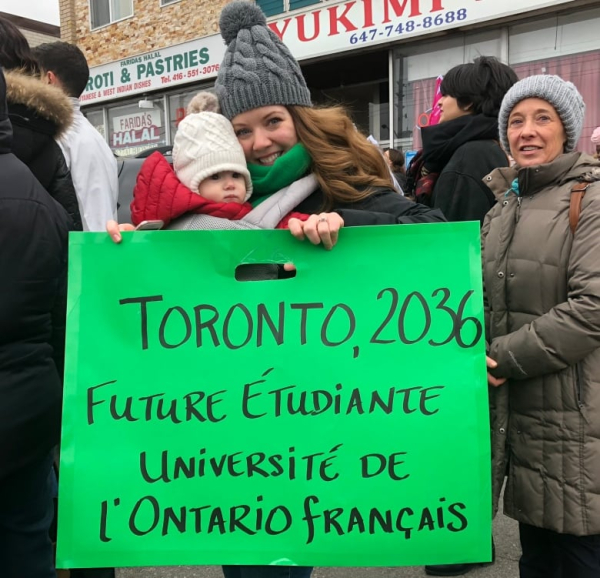 Franc-ontarian-protest