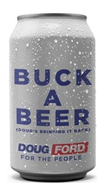 Buck-a-beer-doug-ford