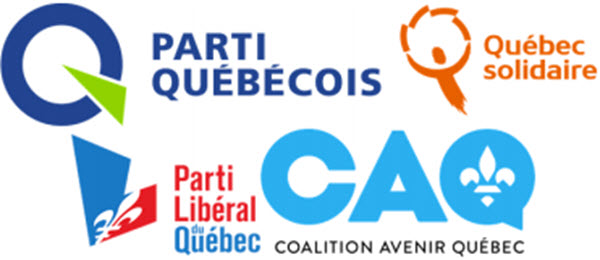 Quebec-parties-2018
