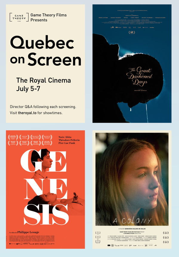 Quebec-on-screen