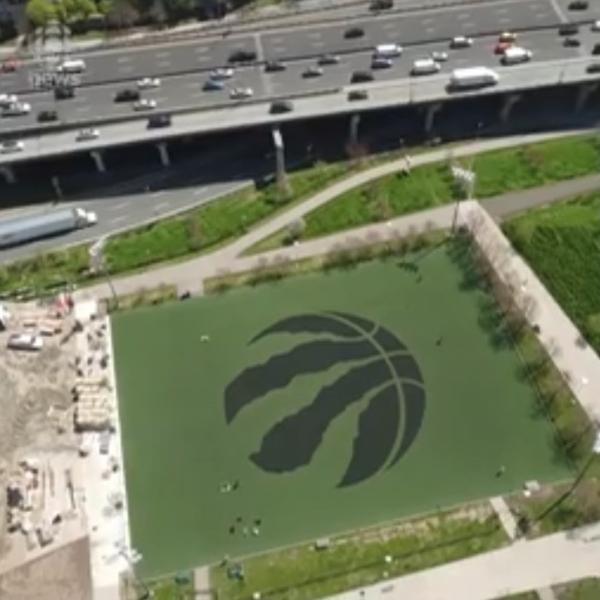 Raptors-canoe-landing-park