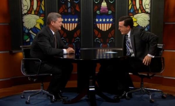Tom-vilsack-colbert-report