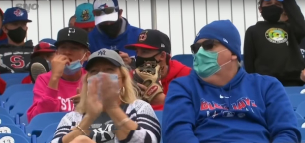 Bluejays-masks-springtraining