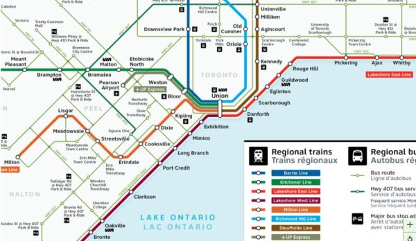 GTA-GOtrain-CFL-Toronto